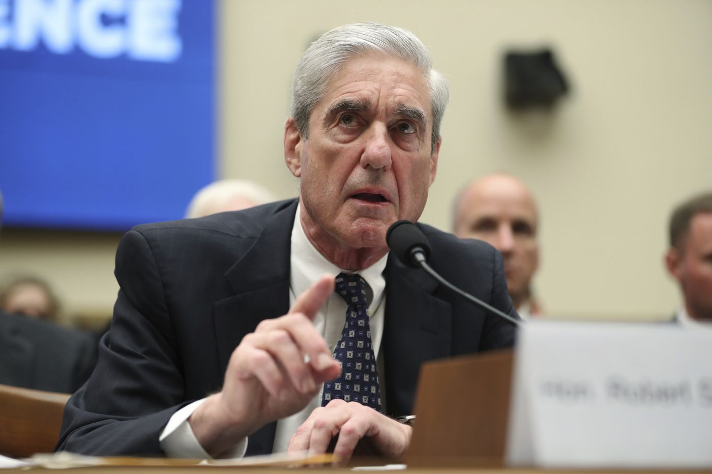 Robert Mueller's testimony: Embarrassing and hard to watch, no matter which side you're on | Christine Flowers