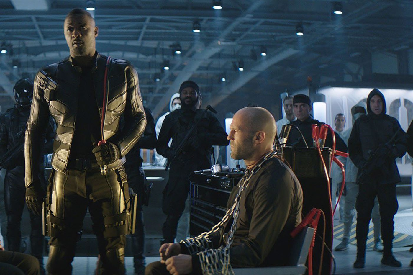 'Fast & Furious Presents: Hobbs & Shaw': Dwayne Johnson and Jason Statham take 'Fast and Furious' for a spin off