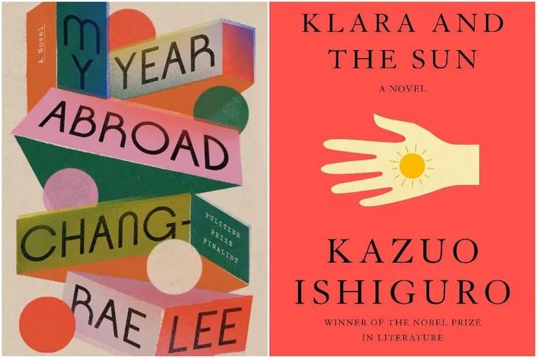 Two of this season's big books.