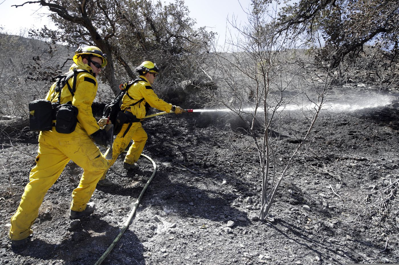 3 deaths attributed to Southern California wildfires