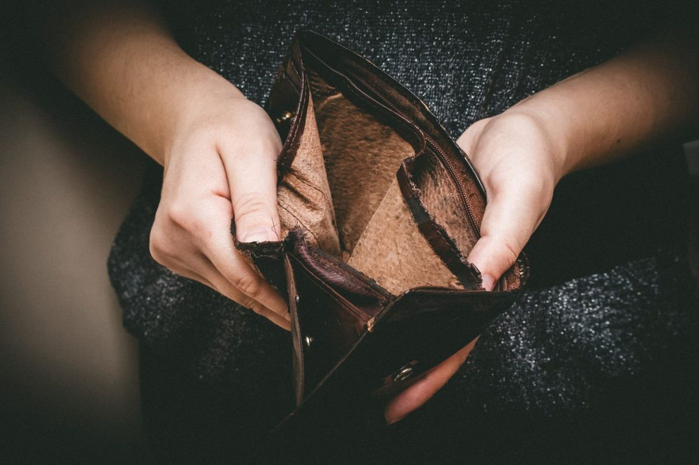 Nearly 40 percent of Americans would struggle to pay a $400 surprise expense, Fed survey says