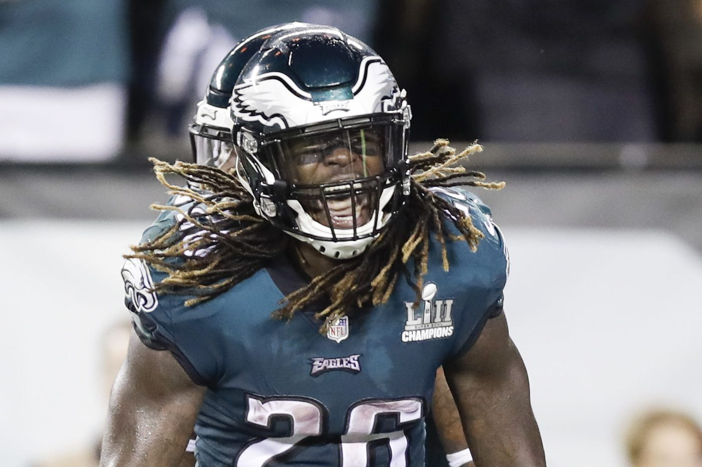 Jay Ajayi is loving his drama-free life with the Eagles and without the Dolphins | Mike Sielski