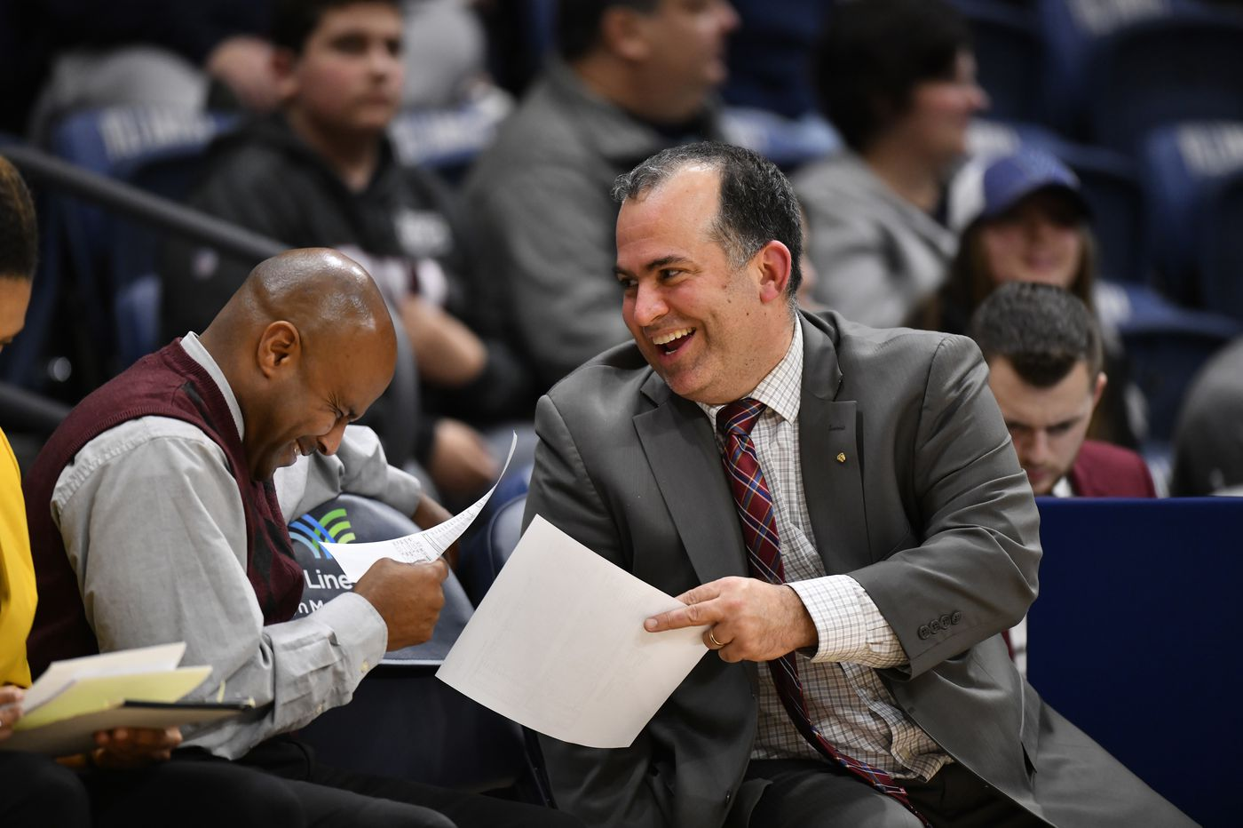 La Salle women's basketball coach Mountain MacGillivray charted a unique path to 20th and Olney | Mike Jensen