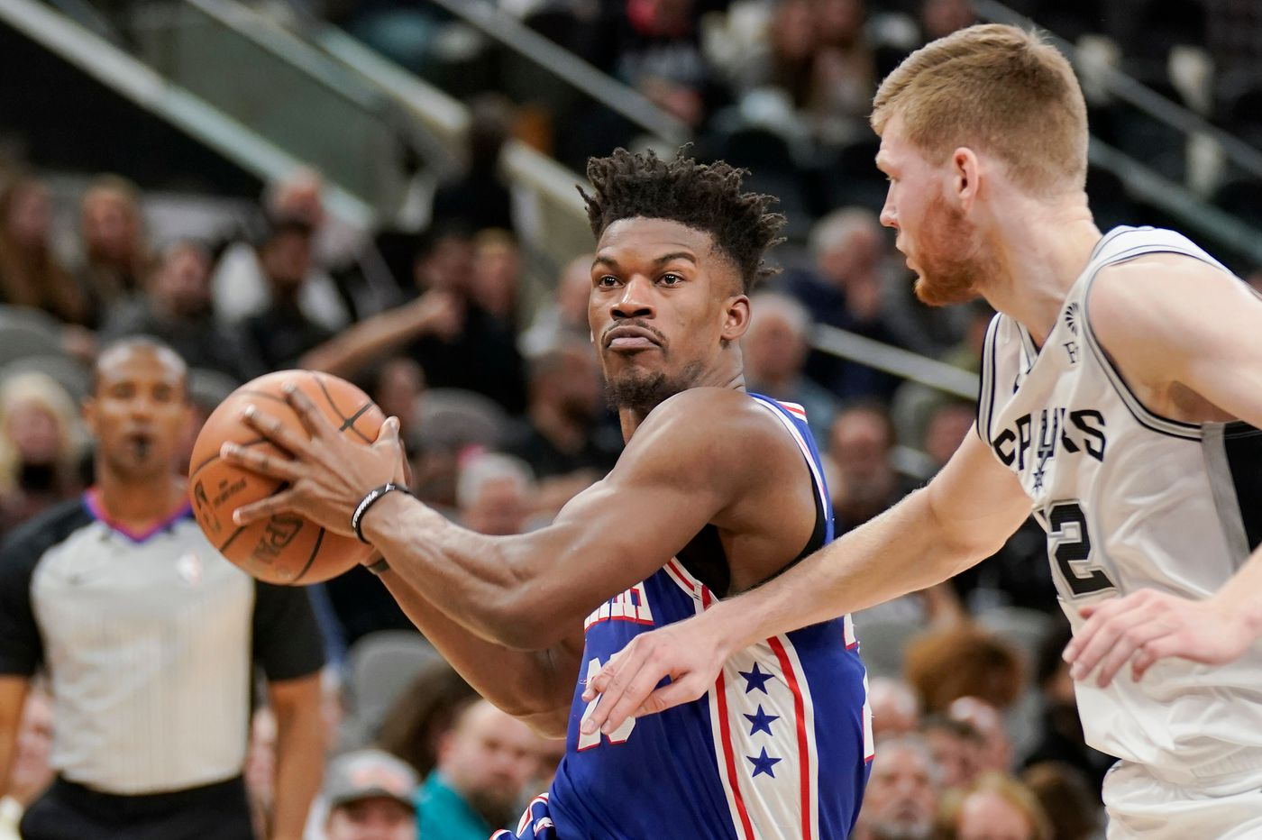 Sixers podcast: Dissecting blowout loss to Spurs