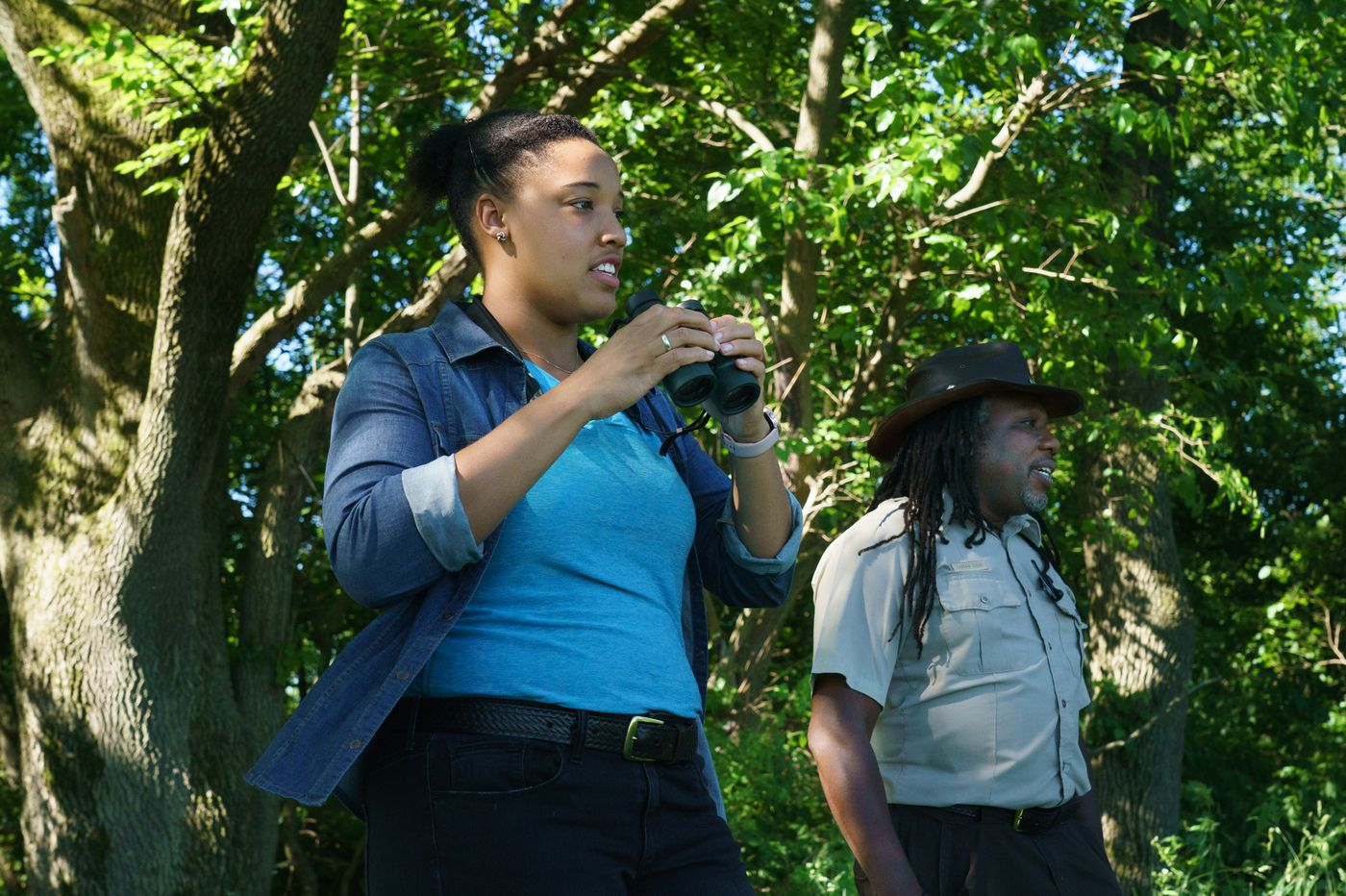 Black birders take flight with help from Philly scientists