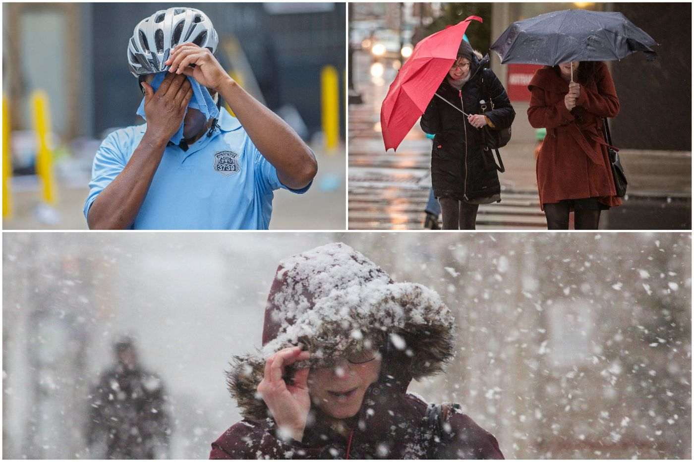 Philadelphia is getting hotter, wetter, and snowier at the same time