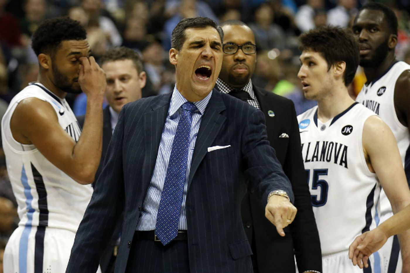 Wright's not to blame for Villanova's early NCAA Tournament exit
