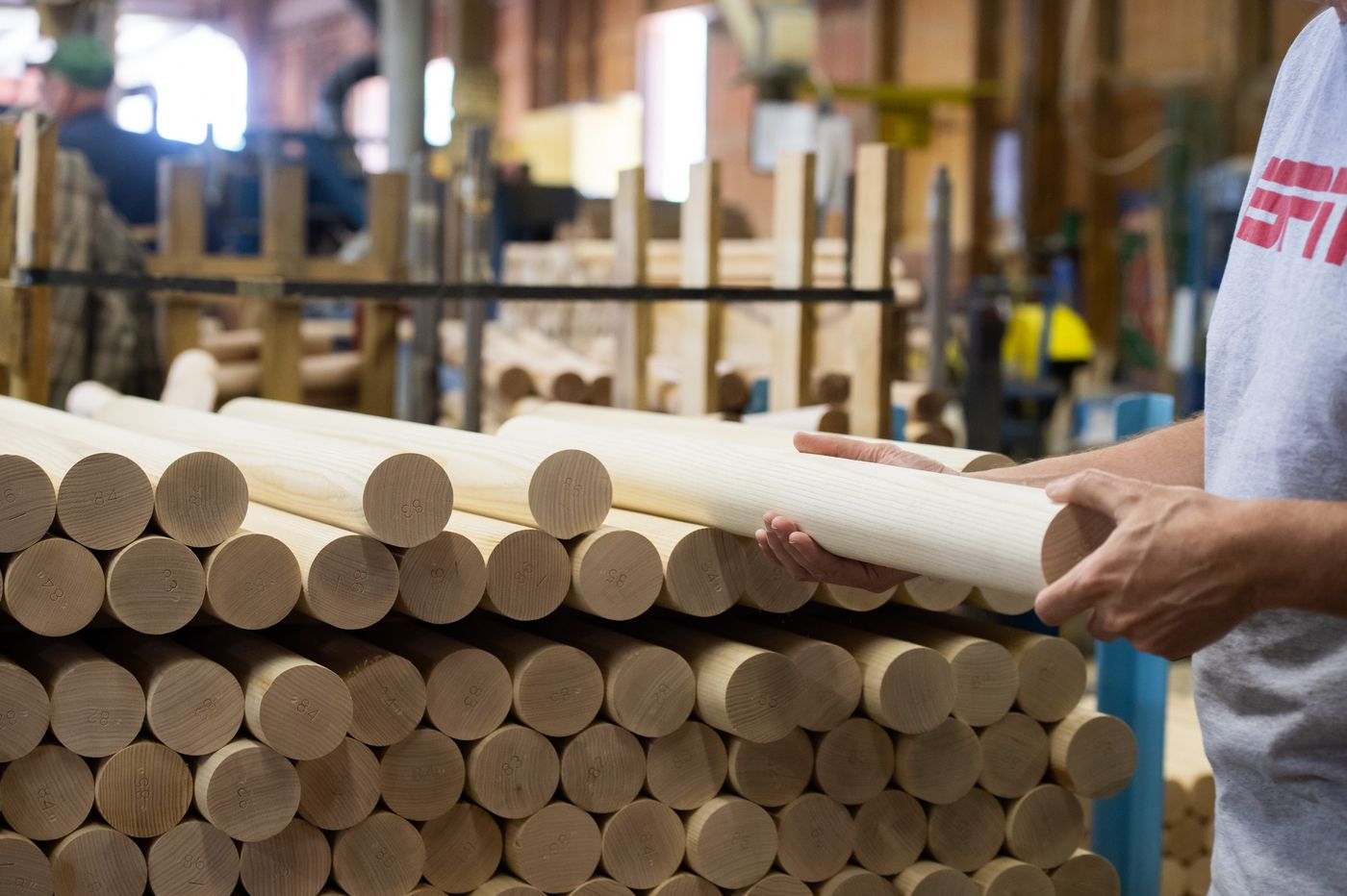 Ashes of an industry: A Pennsylvania tradition is dying, one baseball bat at a time