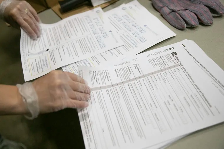 County elections officials are warning that thousands of Pennsylvania voters who apply for mail ballots could receive them too late for their votes to be counted.