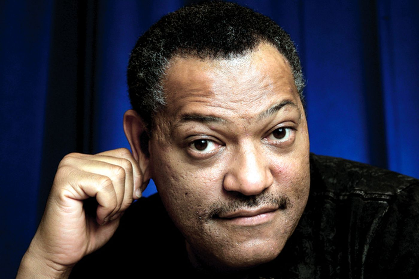 Ellen Gray: Laurence Fishburne makes the 'Scene'