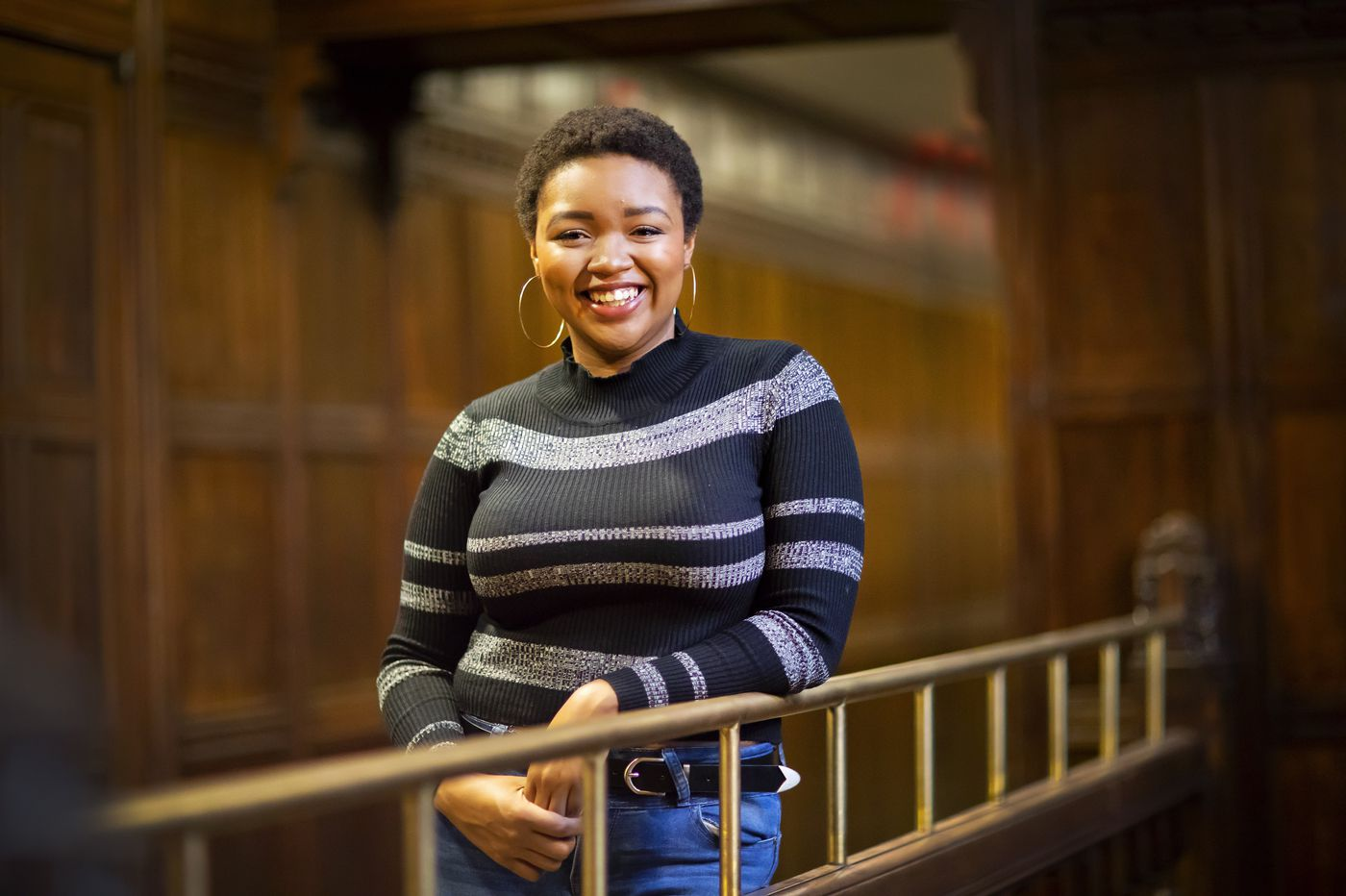 Penn senior and Philadelphia native wins coveted Rhodes scholarship