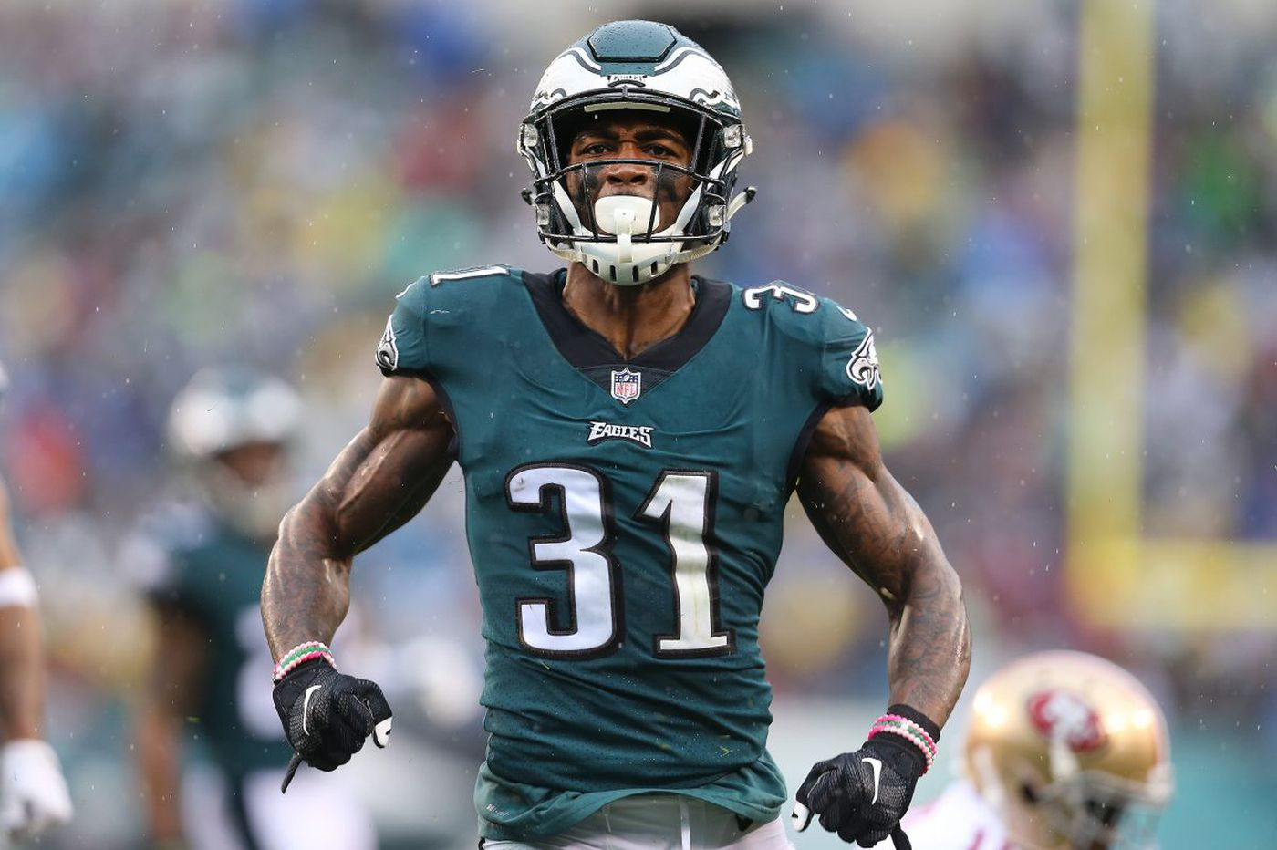 Grading how the Eagles have fared against the NFL's top wide receivers this year