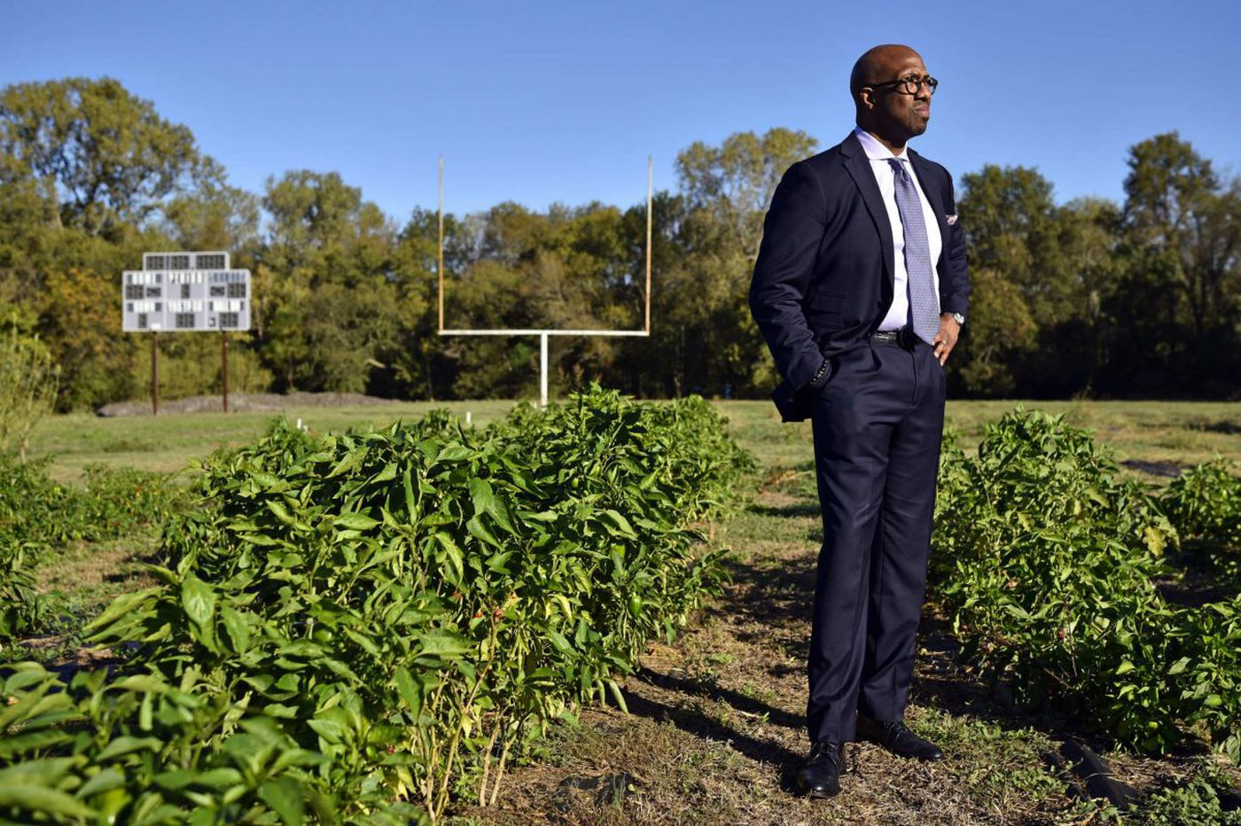 How one historically black college changed its fortune
