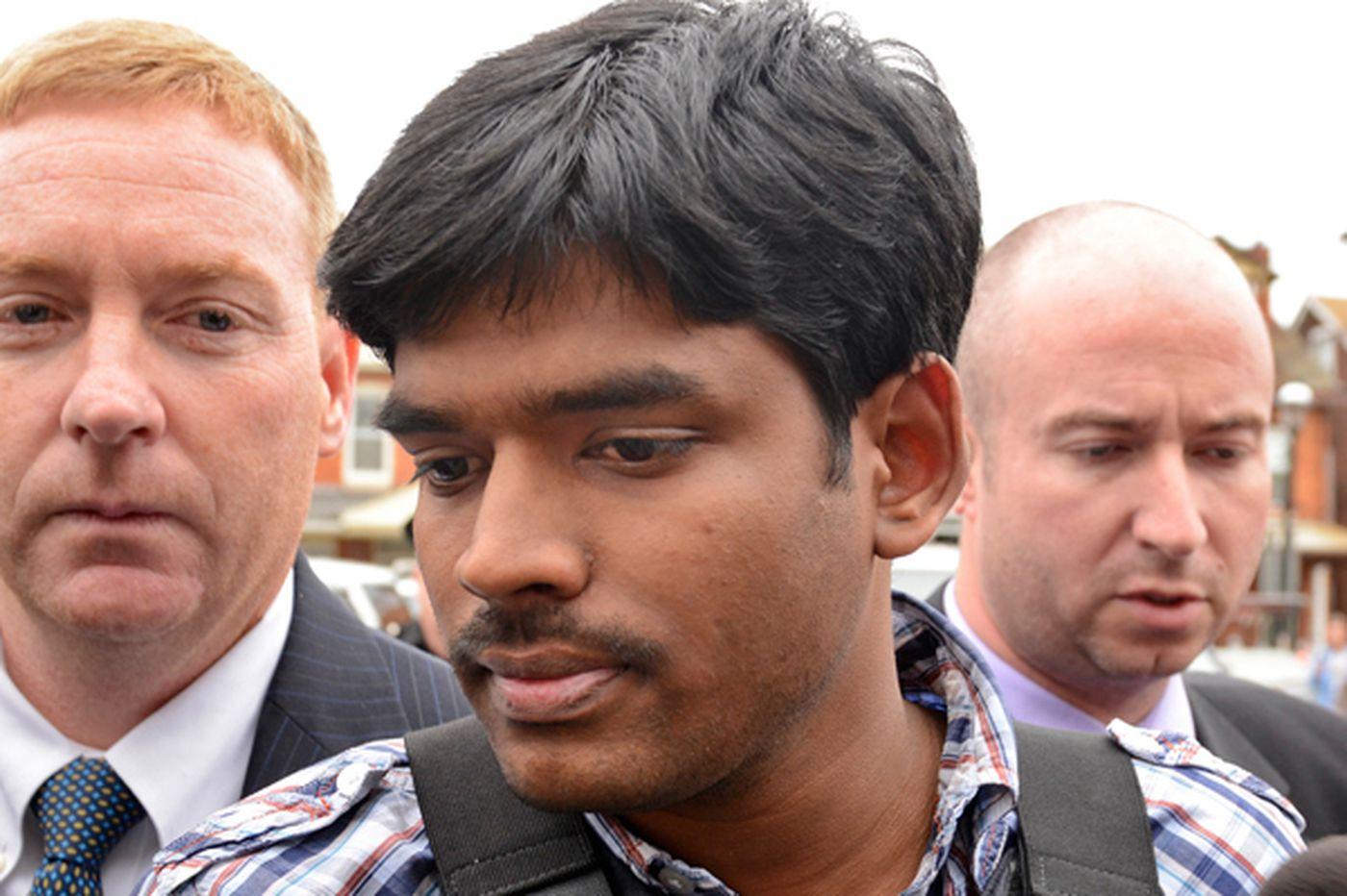 Wife of accused killer contradicted his alibi