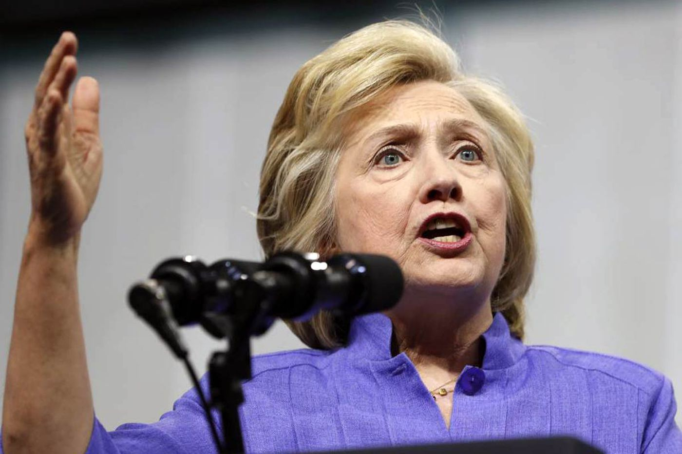 Commentary: Special prosecutor needed to hold Clinton accountable