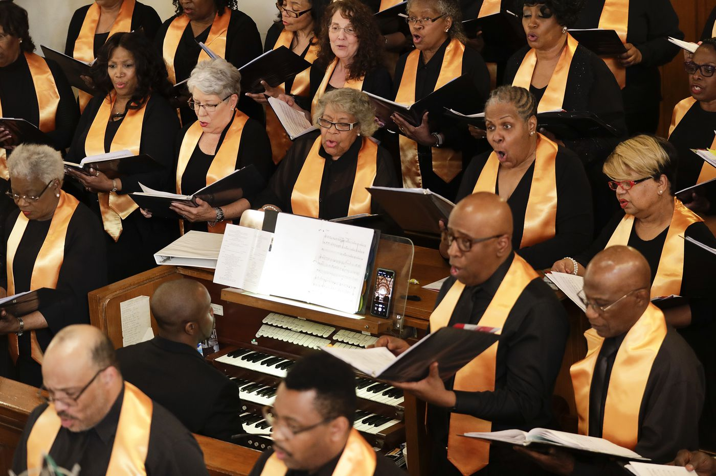Spectacular performance at Mother Bethel carries Leonard Bernstein's big idea into the age of Black Lives Matter