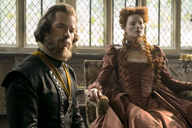Power behind the throne: Royal women battle the patriarchy in 'Mary Queen of Scots'