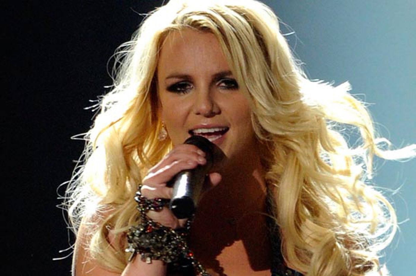In karmic retribution, piracy is a victim of Britney
