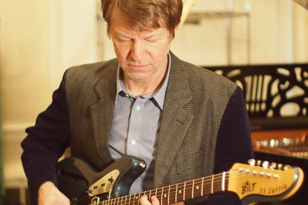 Groundbreaking guitarist Cline keeps returning to Philly