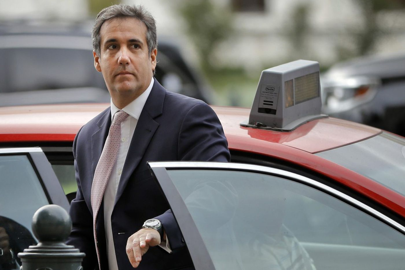 Michael Cohen's business partner pleads guilty in criminal investigation involving Philadelphia