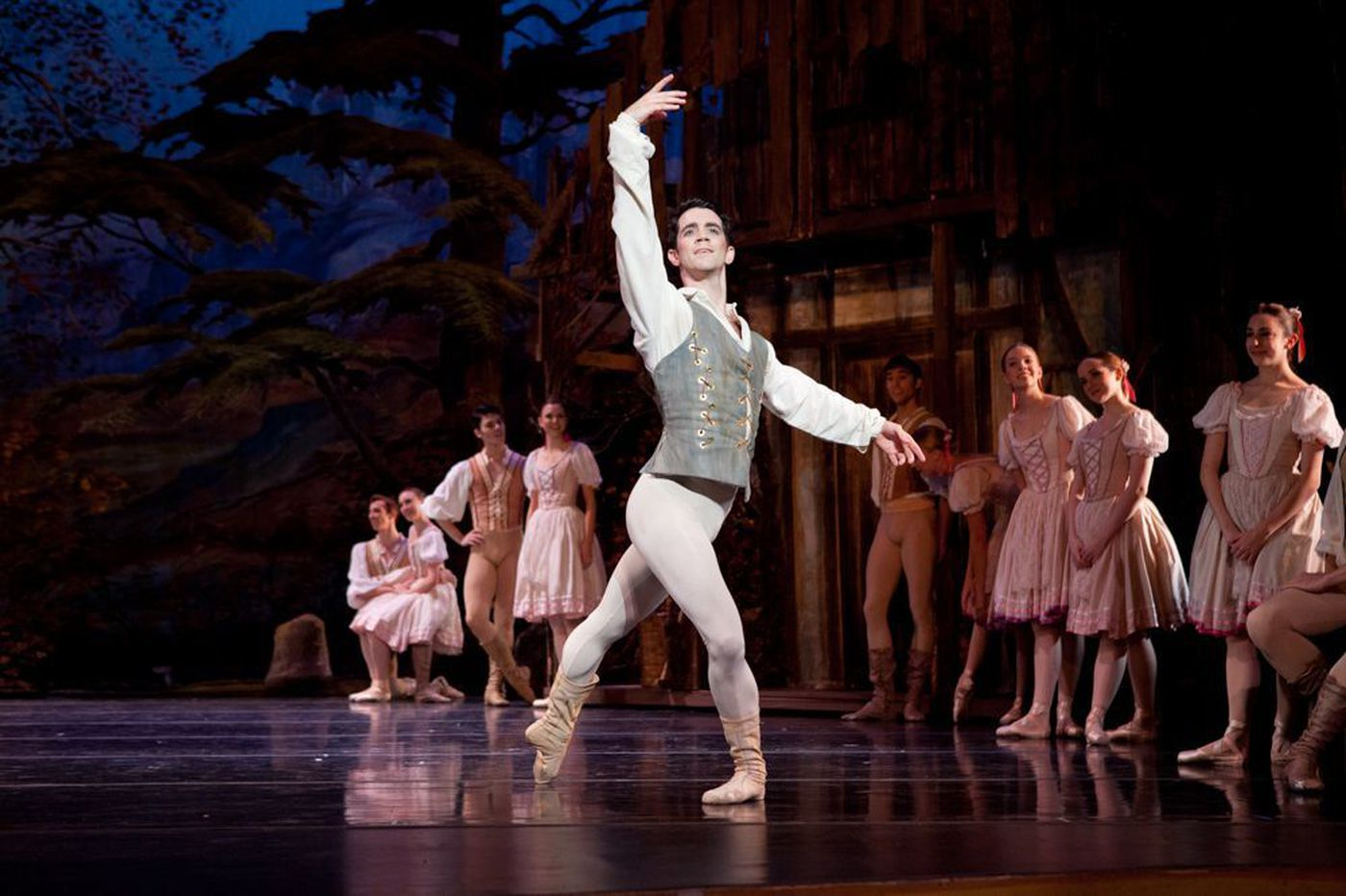 Ian Hussey to retire from Pennsylvania Ballet after a lifetime spent on stage