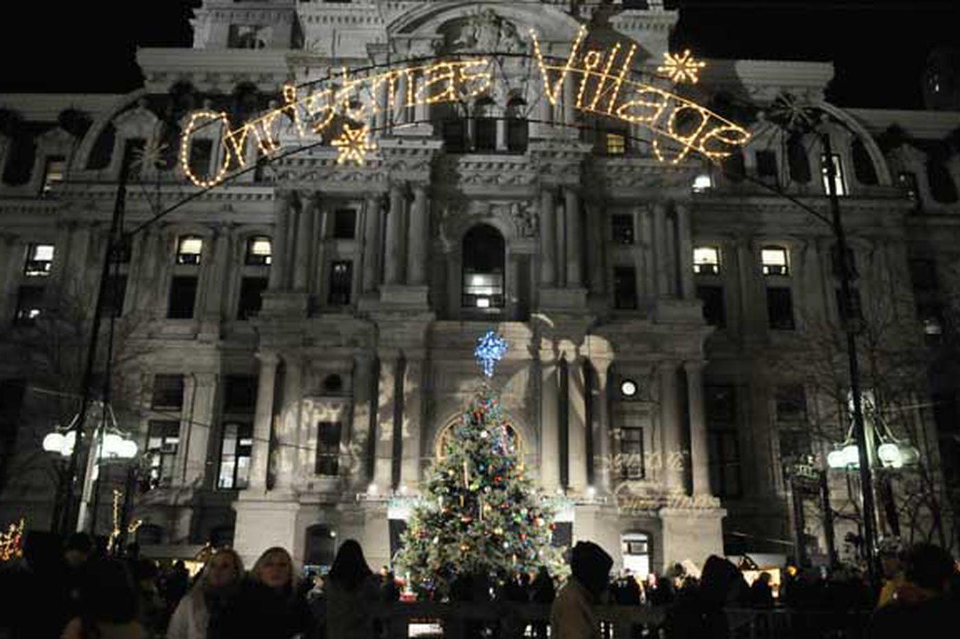 Philadelphia Christmas Market 2021 Philadelphia S Christmas Village Returning To Love Park And City Hall With Coronavirus Rules