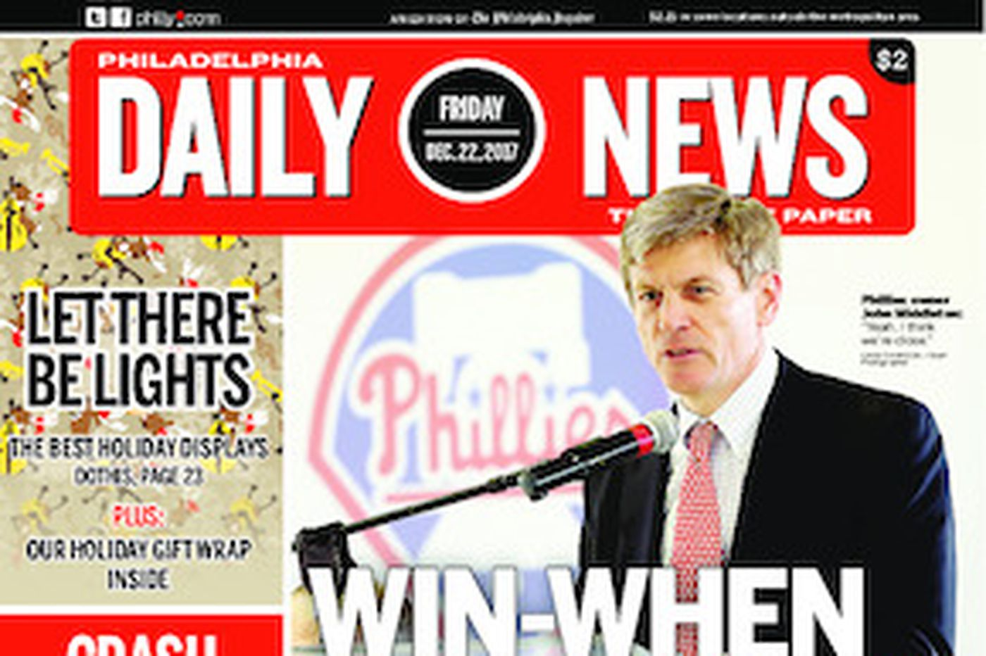 Dailynews Monthly Covers 12/22/17