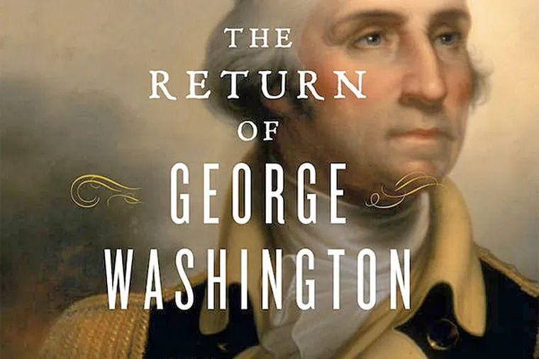 """""""The Return of George Washington."""" (From the book cover)"""