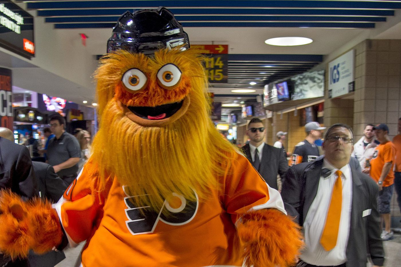 Gritty tops the list of things we're grateful for   Editorial