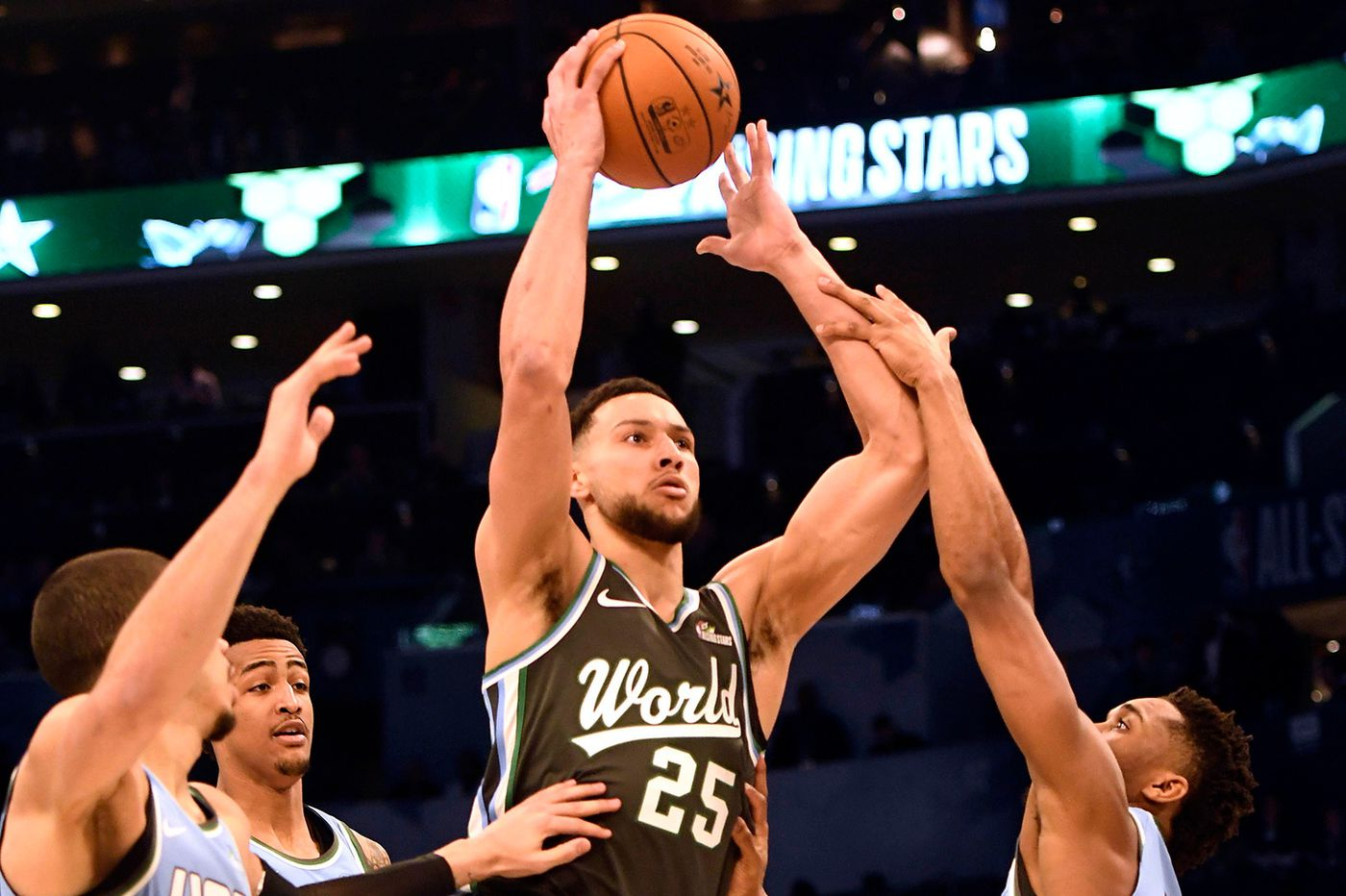 NBA All-Star Game was 'amazing experience' for Sixers' Ben Simmons