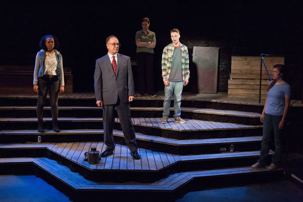 'Minors' at the Lantern Theater: Fast-paced, high-intensity new musical about the 'kids for cash' scandal