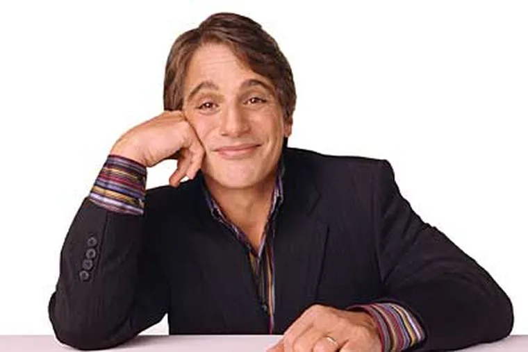The School Reform Commission will vote Aug. 19 on whether to allow Tony Danza to shoot a reality-TV series in which he'll co-teach at a Philadelphia public high school. (file)