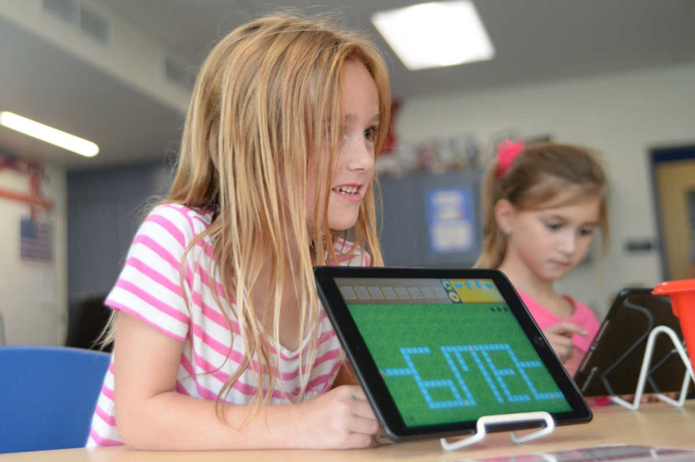 Reading, writing, arithmetic, and now coding for youngest learners
