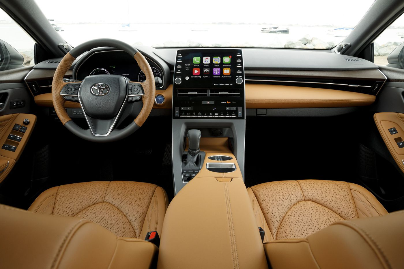 2019 Toyota Avalon Hybrid Smooth Pretty But Not Fun Like