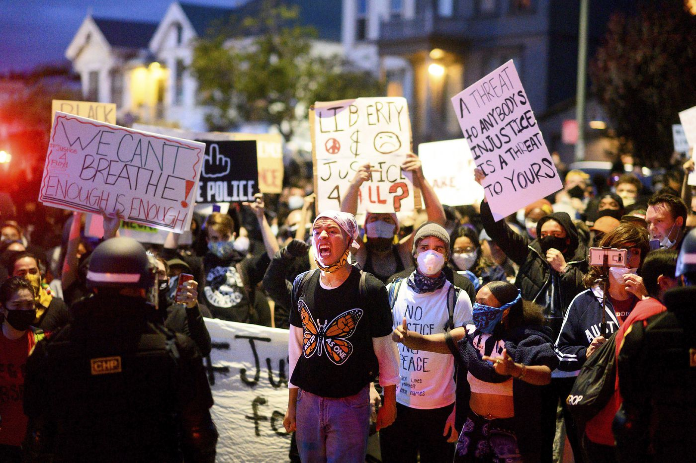 Federal officer killed guarding Oakland courthouse near protest