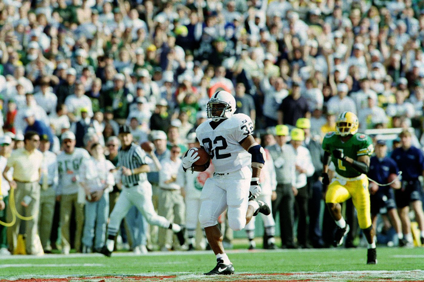 Penn State's unbeaten 1994 team had one unbeatable opponent: The polls | The Best That Never Won