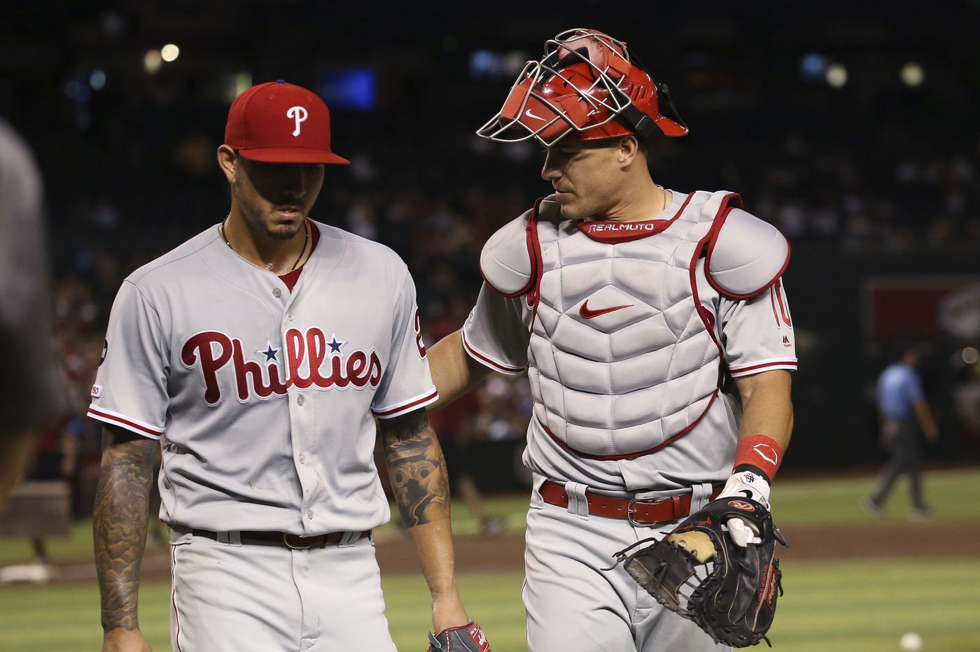 Phillies get a much-needed pitching gem from Vince Velasquez | Extra Innings