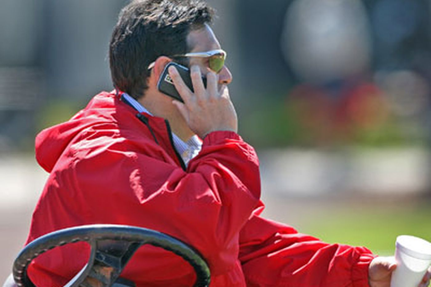 Sam Donnellon: Phillies GM Amaro on a lucky streak right now