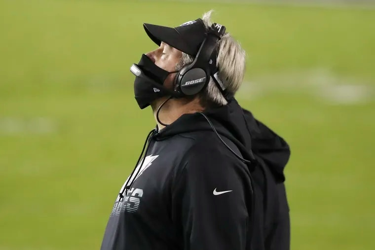 Doug Pederson won a Super Bowl and had three playoff appearances in five years as Eagles head coach.