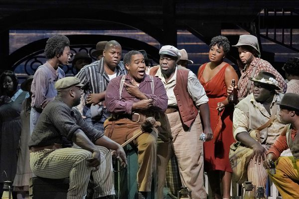 Philadelphia's own Eric Owens opens Metropolitan Opera season in a new production of 'Porgy and Bess'
