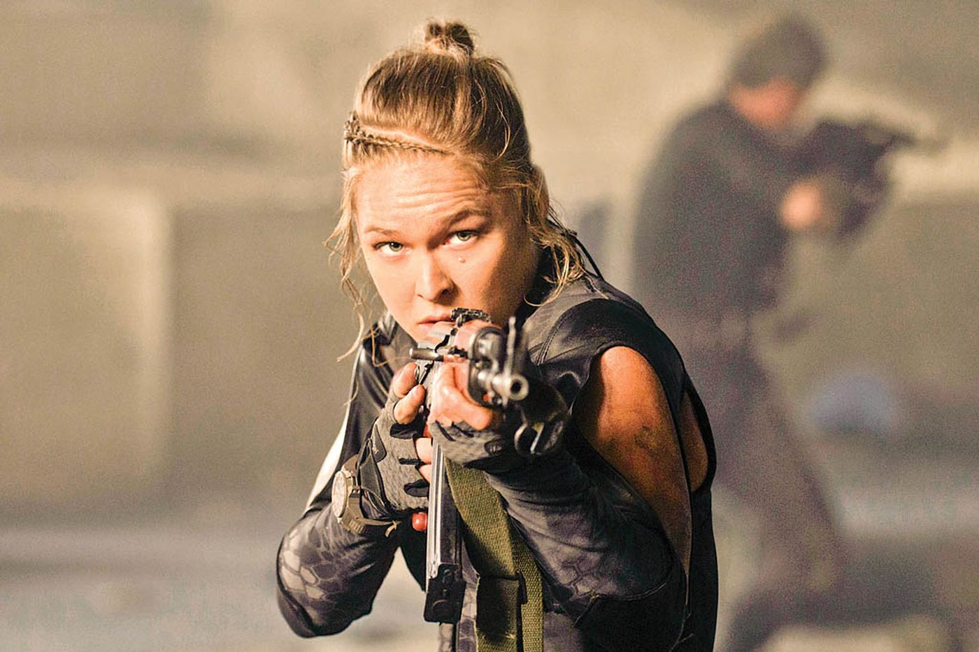 Rousey On Expendables 3 And Being A Rocky Girl