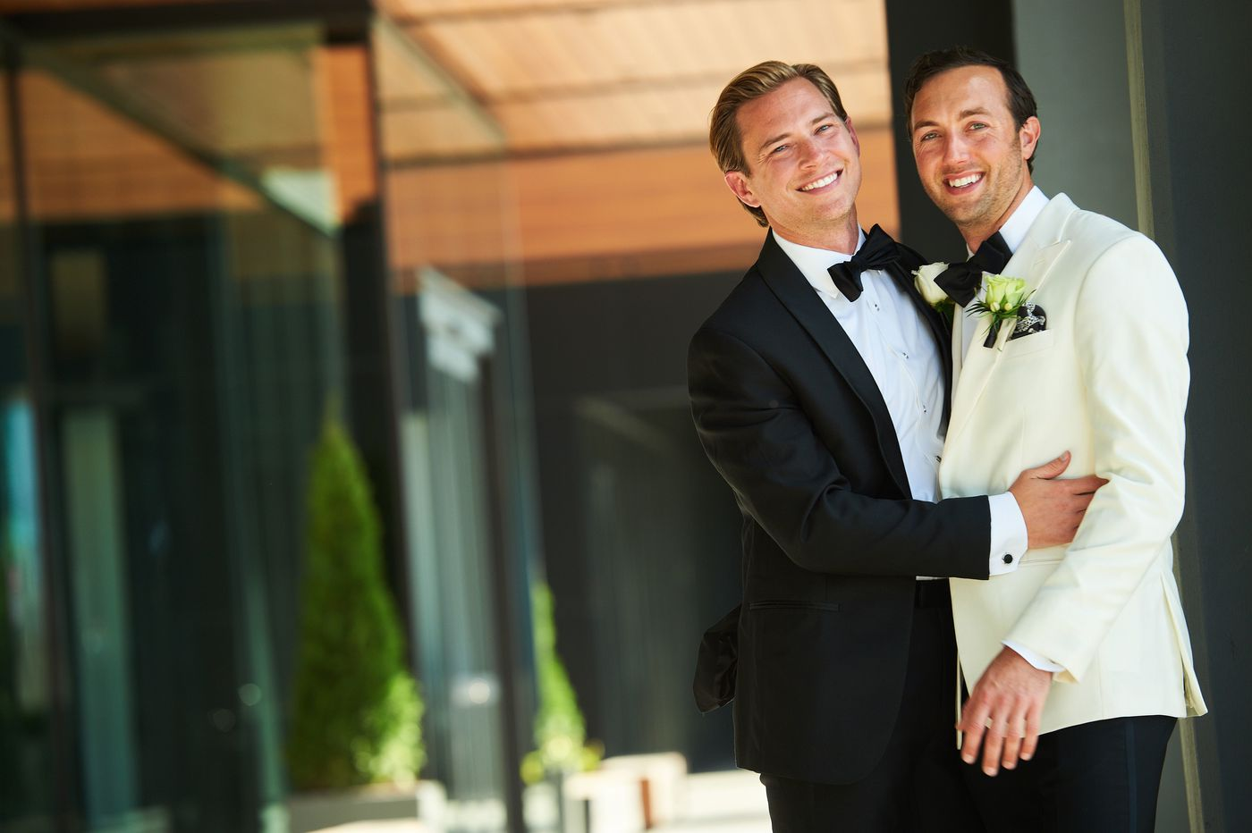 An unexpected move to Philly — and a wedding