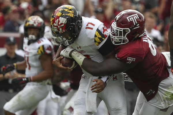 Three takeaways from Temple's 20-17 win over Maryland