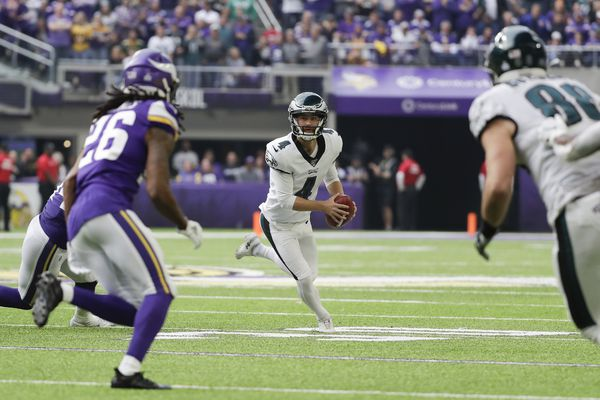 In Eagles' loss to Vikings, it's hard to fault Doug Pederson's fourth down calls | David Murphy
