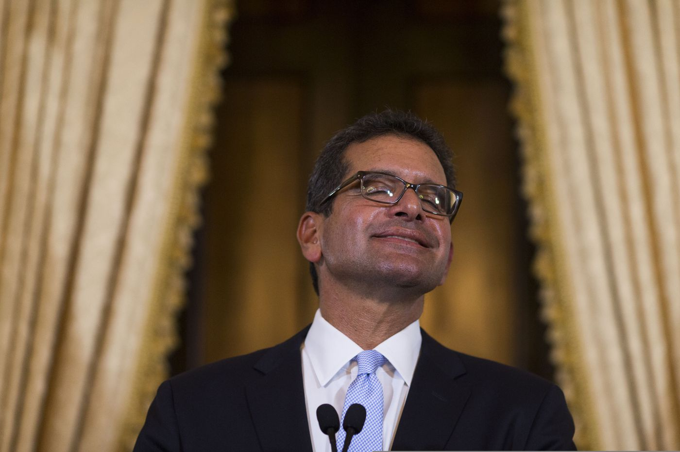 Puerto Rico crisis deepens amid clash over sworn-in governor Pedro Pierluisi