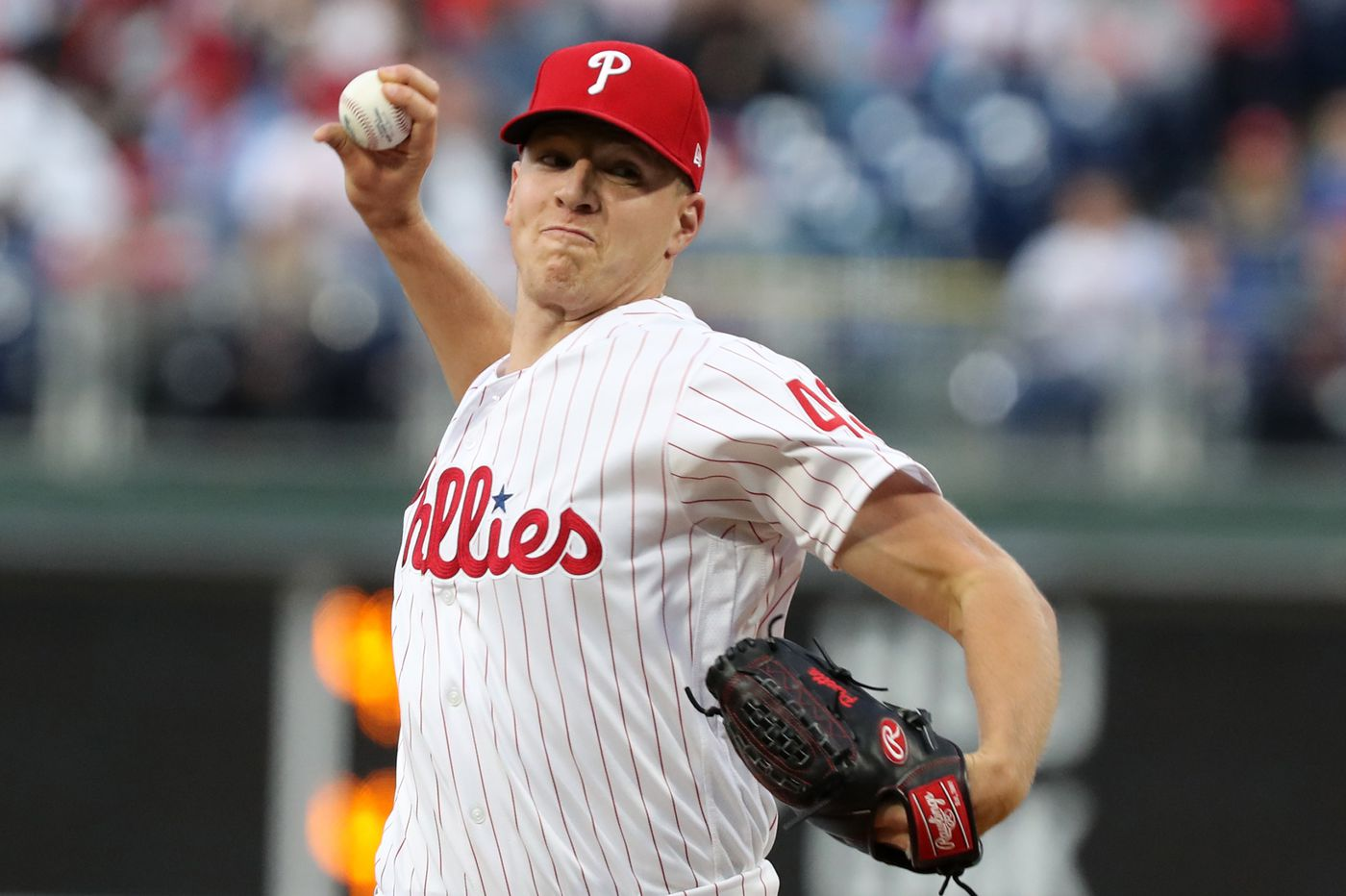 Phillies move Vince Velasquez to the bullpen, return Nick Pivetta to rotation