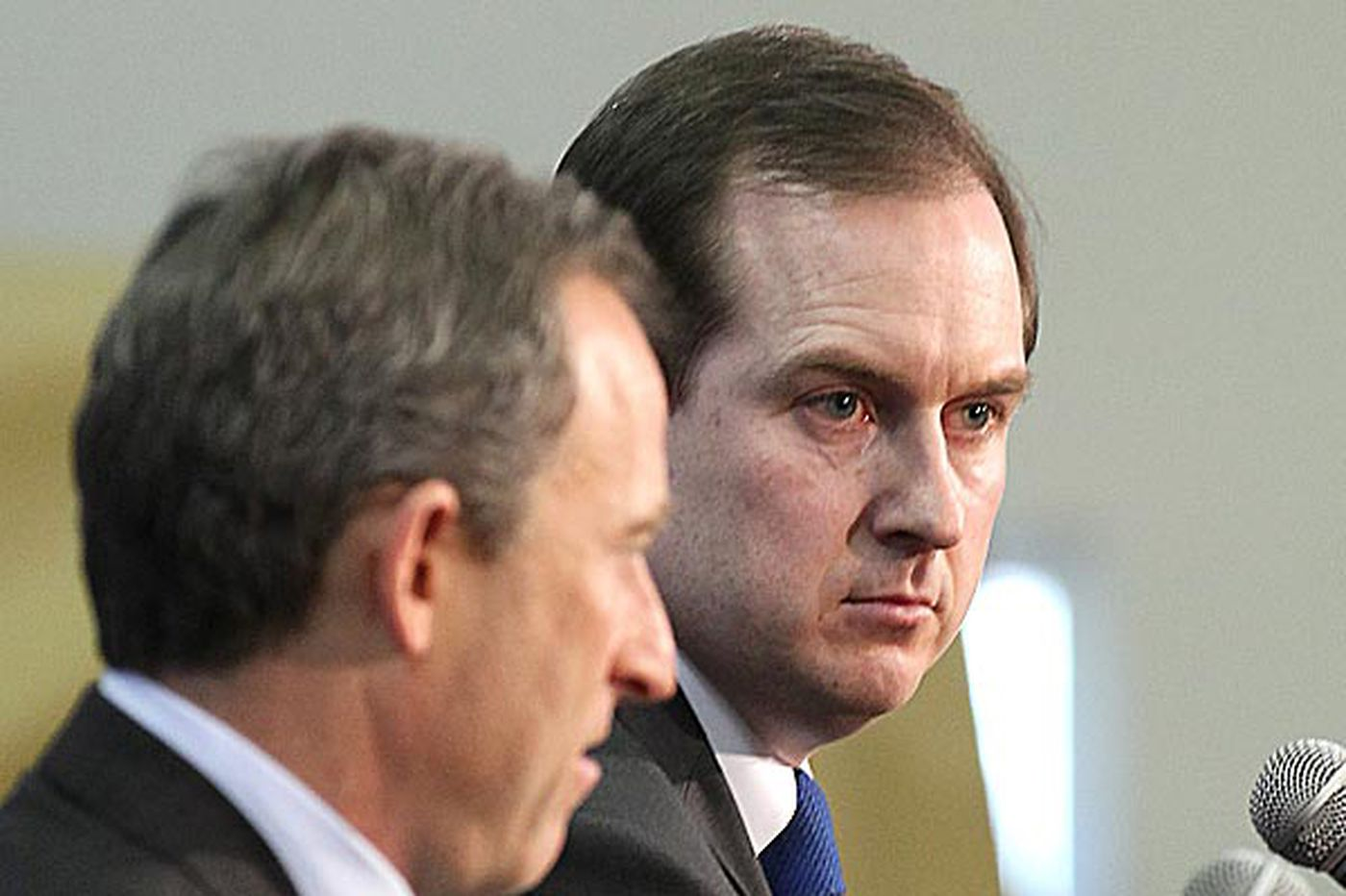 Sam Hinkie's first order of business for Sixers