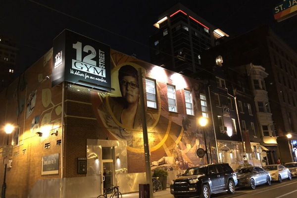 Future of 12th Street Gym and its mural in doubt in Philly's Gayborhood