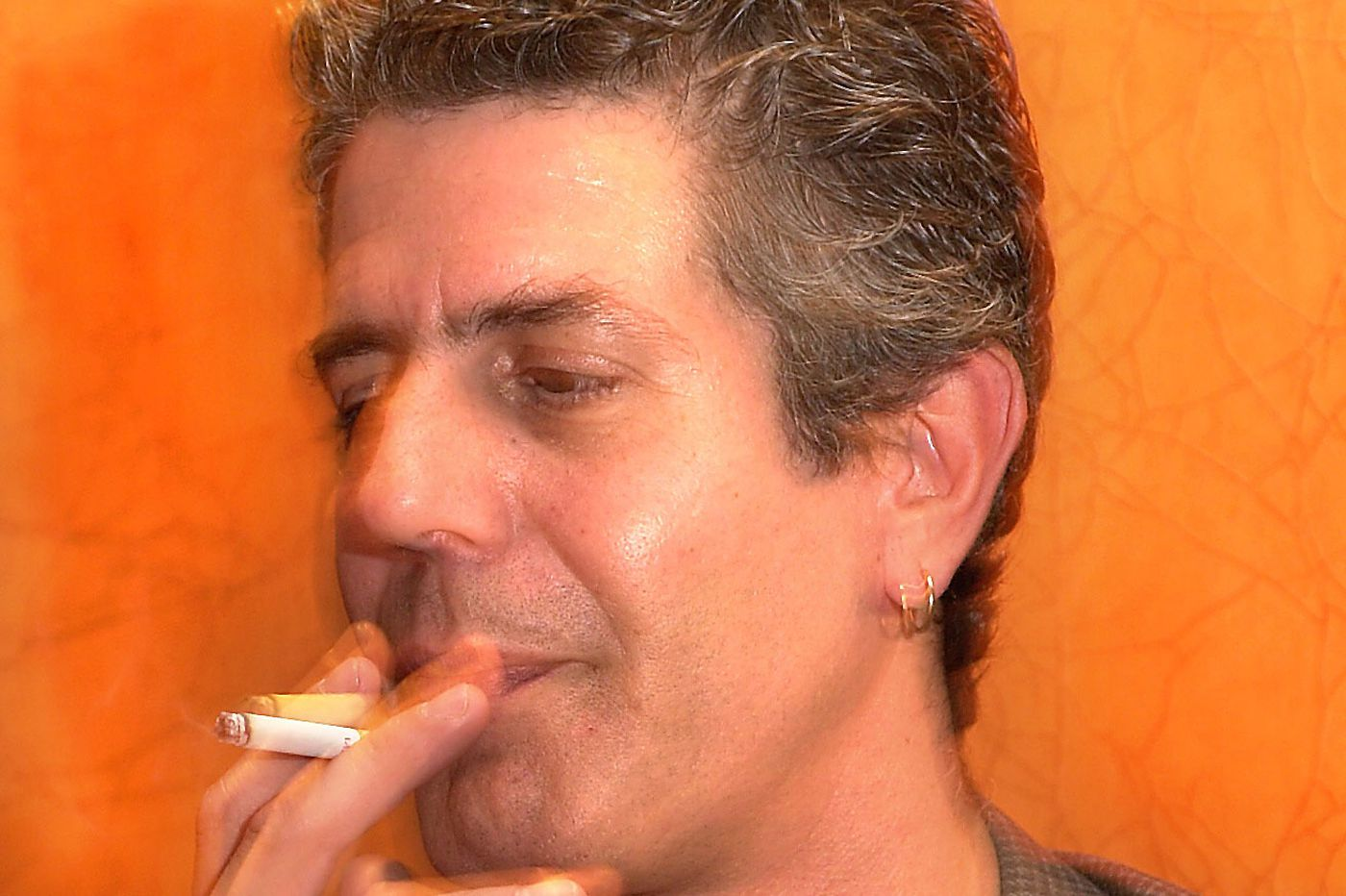 Anthony Bourdain: He didn't set out to be a celebrity