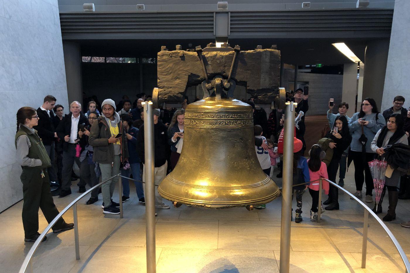 Does the Liberty Bell still represent Philadelphia? | Stu Bykofsky